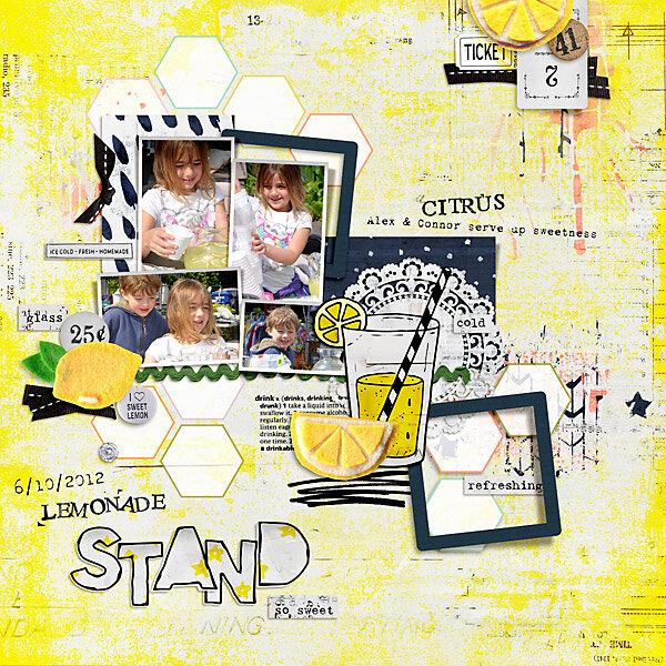 2012 Lemonade Stand