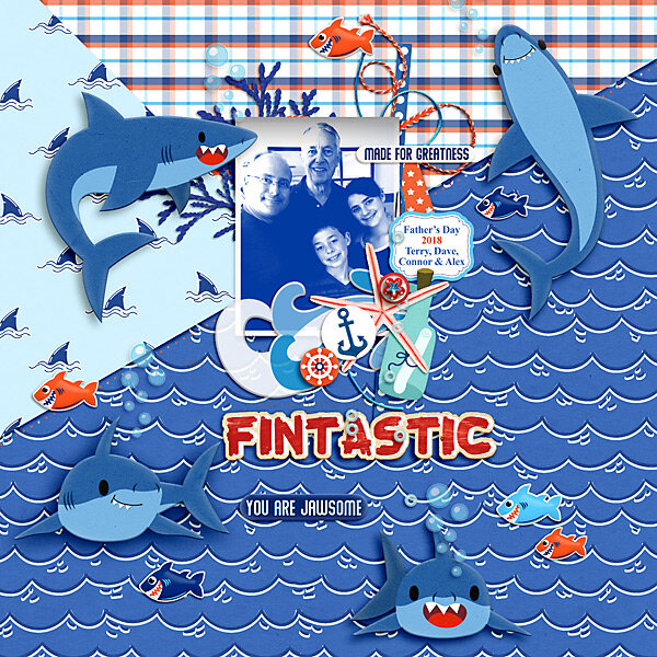 2018 Fintastic Father's Day