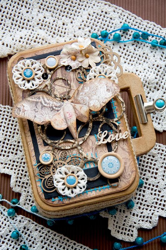 Jewelry Mini Suitcase