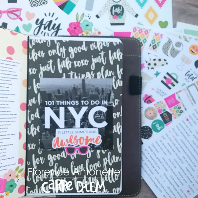 Memory Keeping- New York Travels SIMPLE STORIES DESIGN TEAM