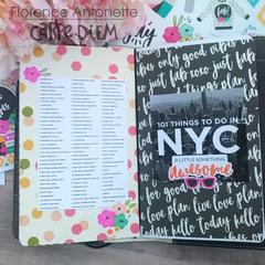 Memory Keeping- New York Travels SIMPLE STORIES DESIGN TEAM