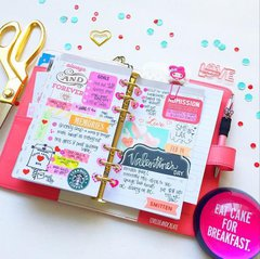 Websters Pages Color Crush Planner