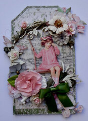 Renea Bouquets Spring Tag Swap (for Ina)