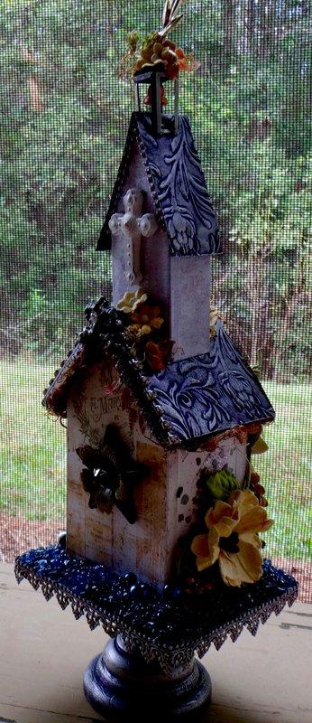 Roadrunner Tiny Bird House