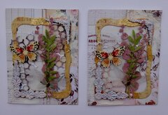 Spring Farmhouse Cards