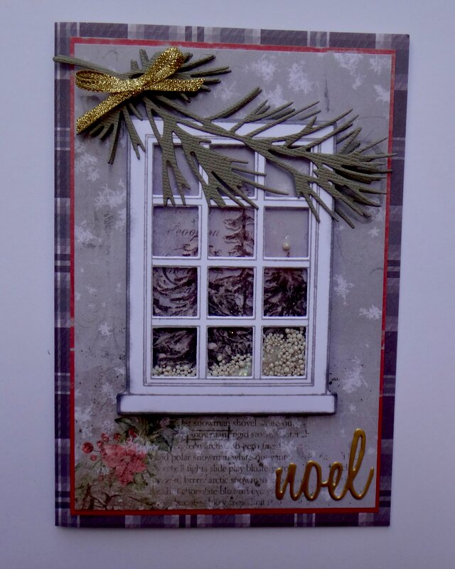 Winters Edge Cards