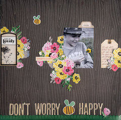 Don`t worry - bee happy