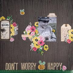 Don`t worry - bee happy