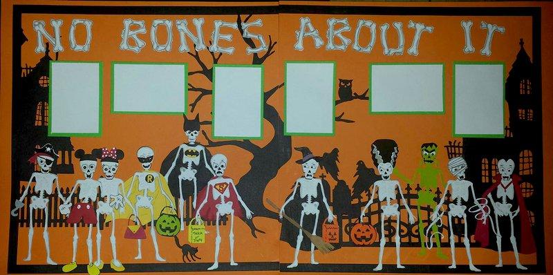 No Bones About iy