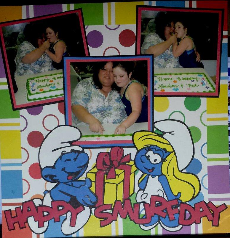 Happy Smurfday