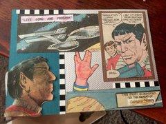 Spock Postcard