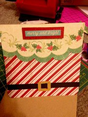 belted card