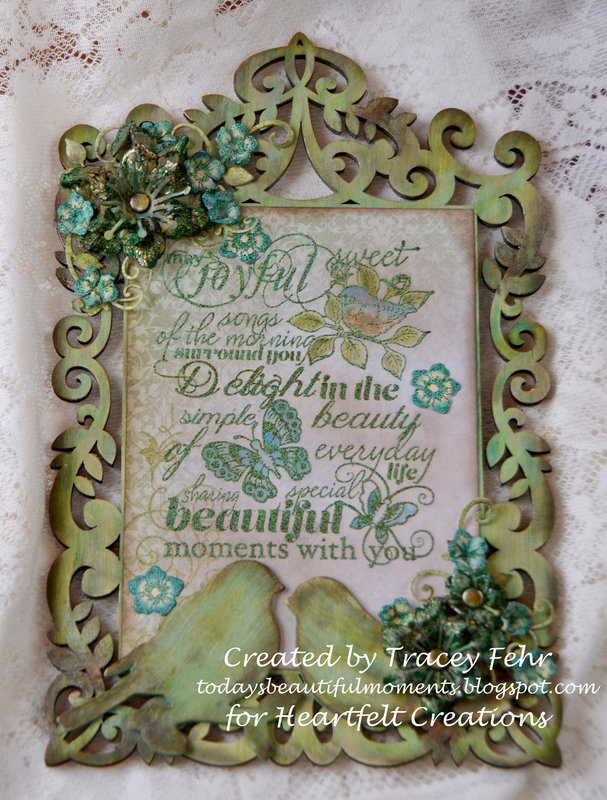 Patina Wall Plaque