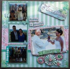 Wedding Audrey & Nicolas