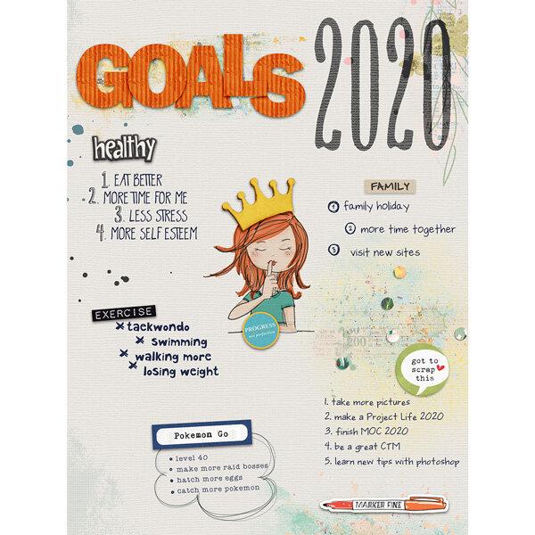 Goals 2020