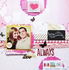 always love by Sajcia