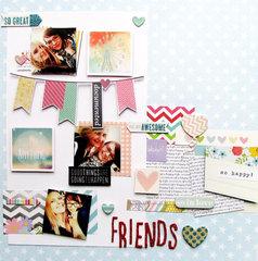 friends by Sajcia