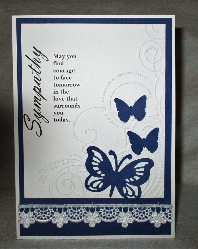 Sympathy Card #2