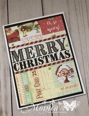 Big & Bold Merry Christmas