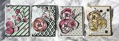 Minc Watercolor Cards