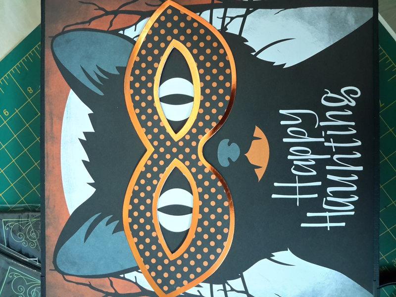Happy Haunting Halloween mini album
