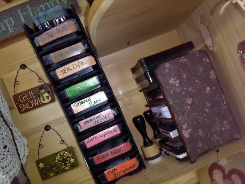 Fernli Designs Ink storage