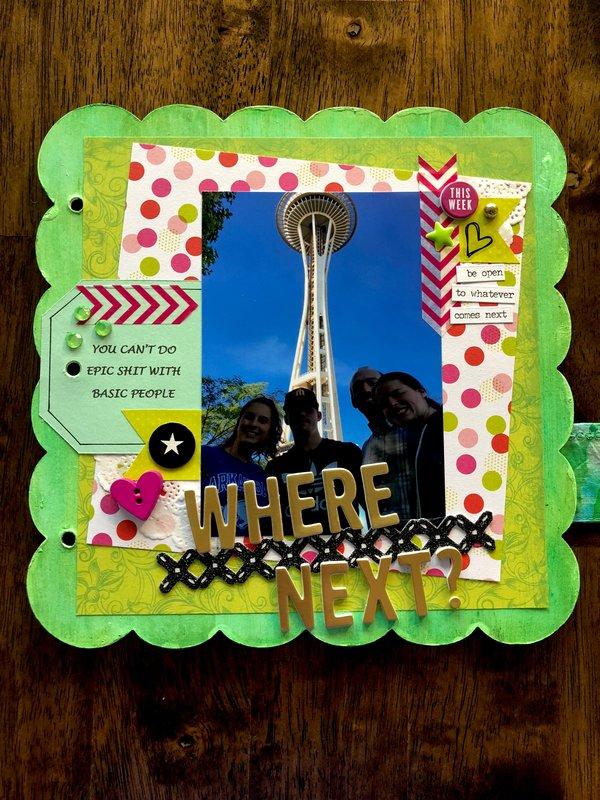 Seattle Needle
