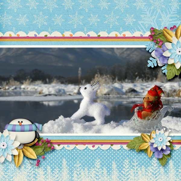 Christmas Wonder by Jen Yurko