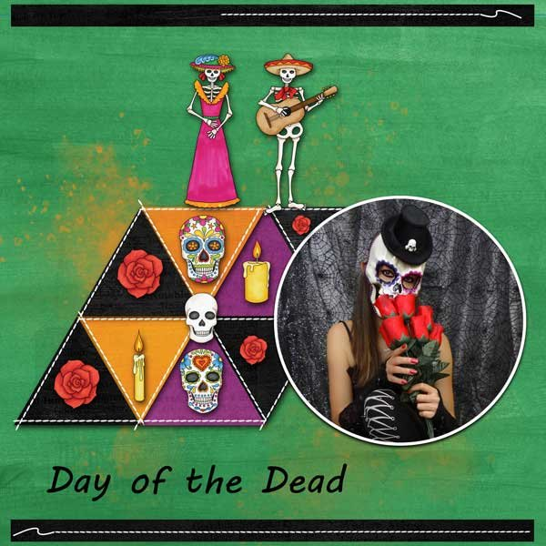 Day of the Dead by Kate Hadfield