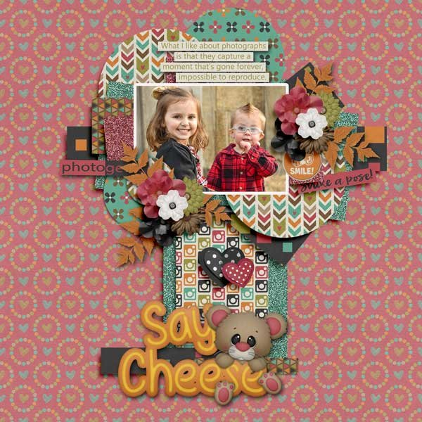 Say Cheese! by BoomersGirl Designs