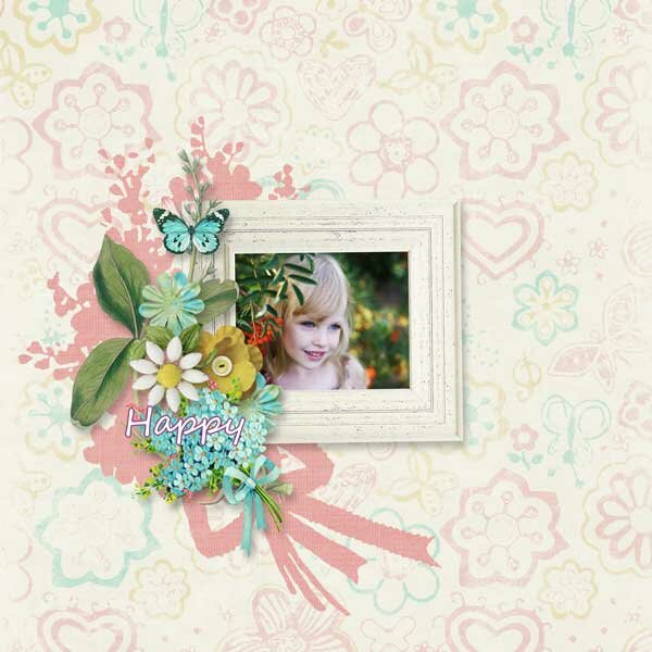 Totally Refreshing Page Kit by Veronica Spriggs