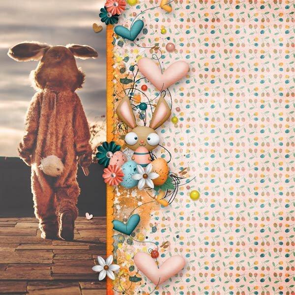 A Little Bit of Easter by Jen Yurko