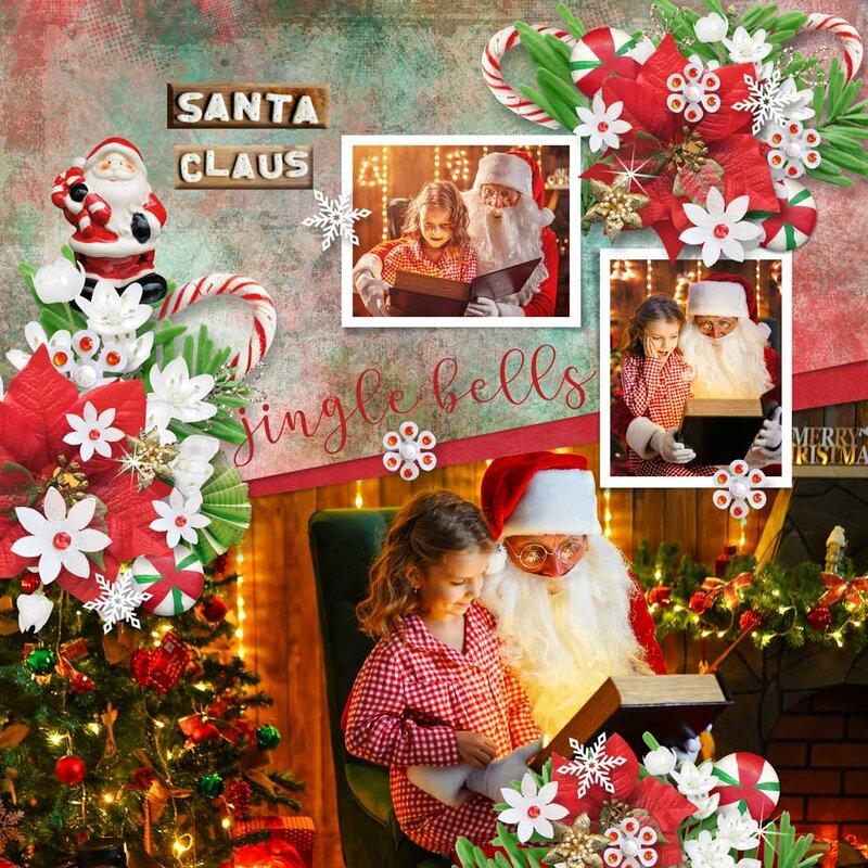 Christmas Surprise by Lara's Digi World