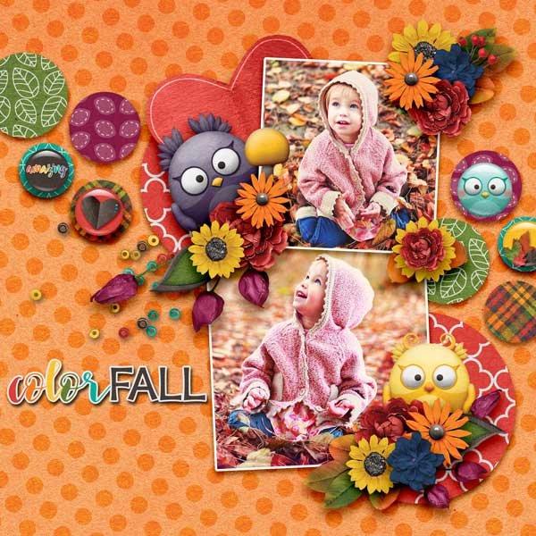 colorFALL by Jen Yurko