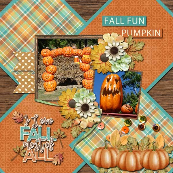 Fall Fun - Bundle by Connie Prince