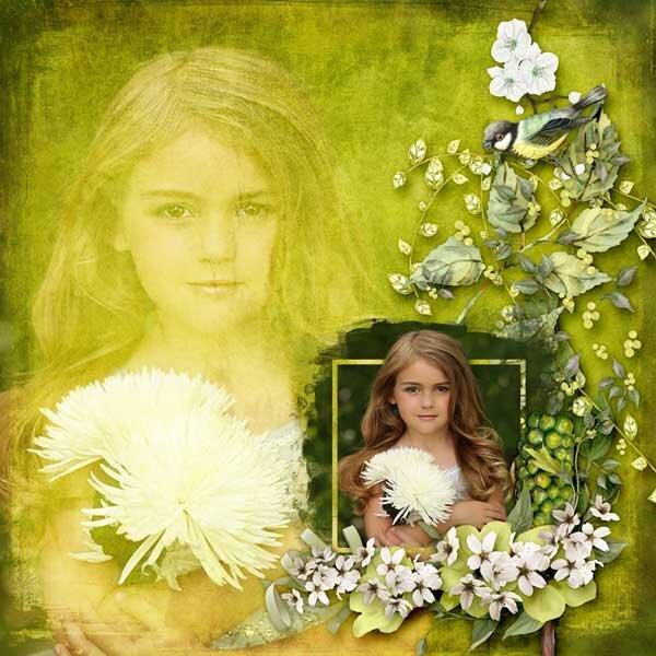 floral obessesion - regina falango