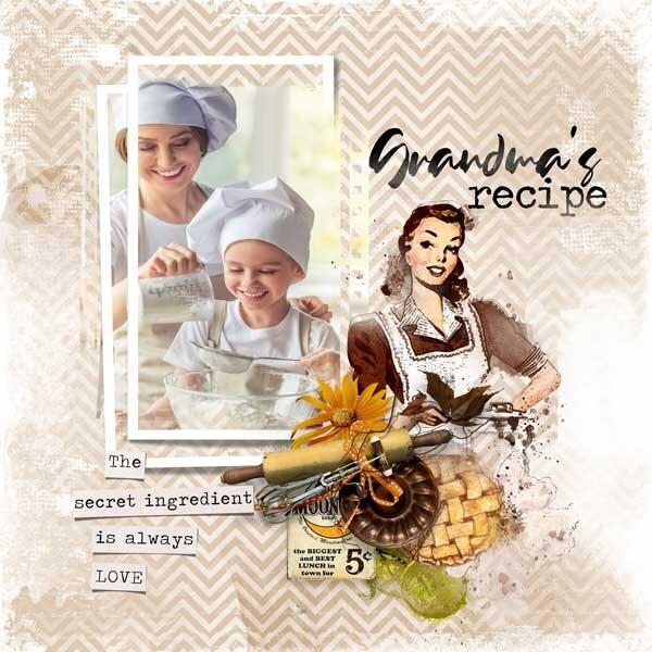 Grandma's Pie by TirAmisu design