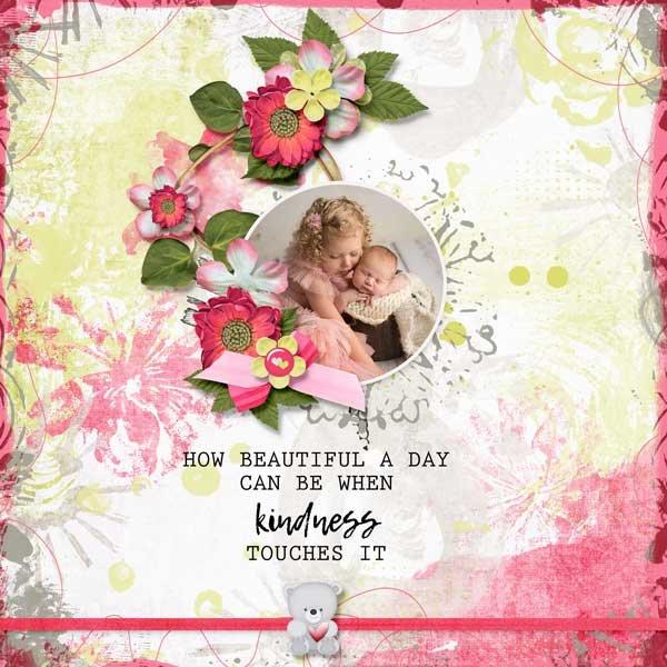Kindness  by LorieM Designs