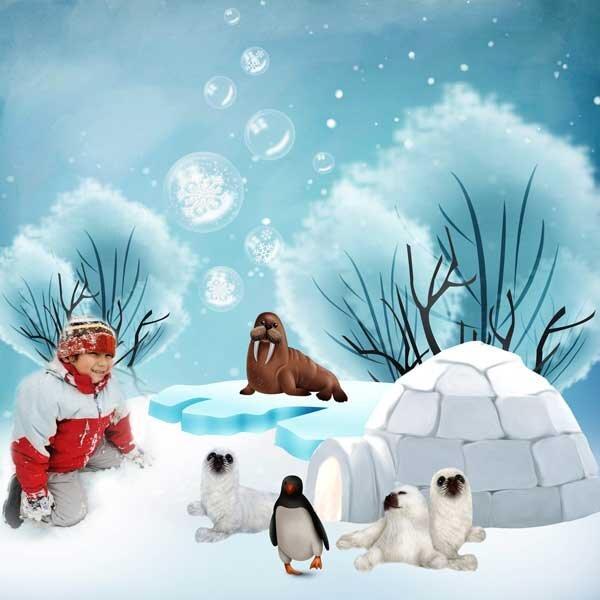 le monde d'alphonce le phoque by  kittyscrap
