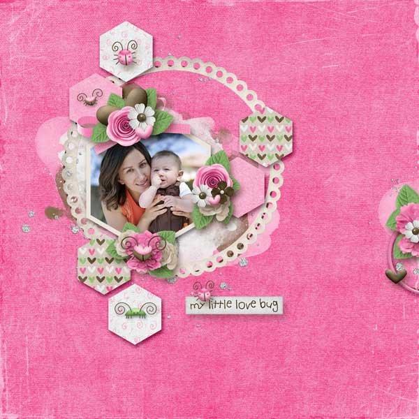 Little Love Bug by Jen Yurko