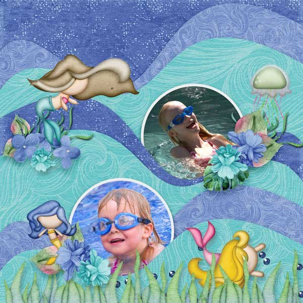 Mermaid Tales by Jen Yurko