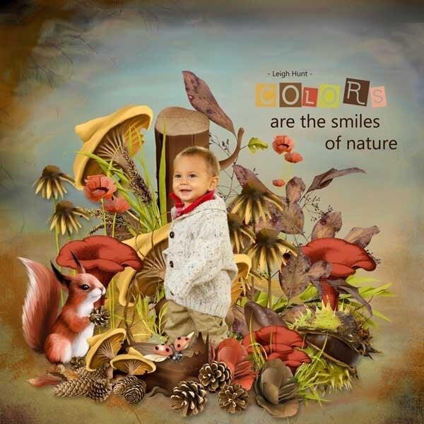 Nature trip by DitaB Designs