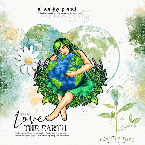 No planet B by Chunlin Designs