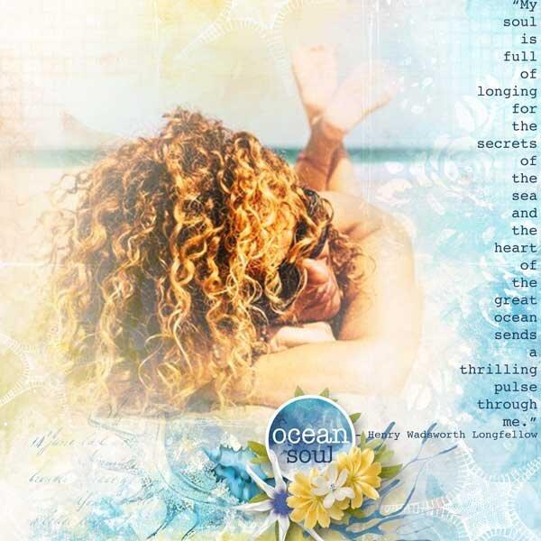 Ocean Soul by Lara´s Digi World