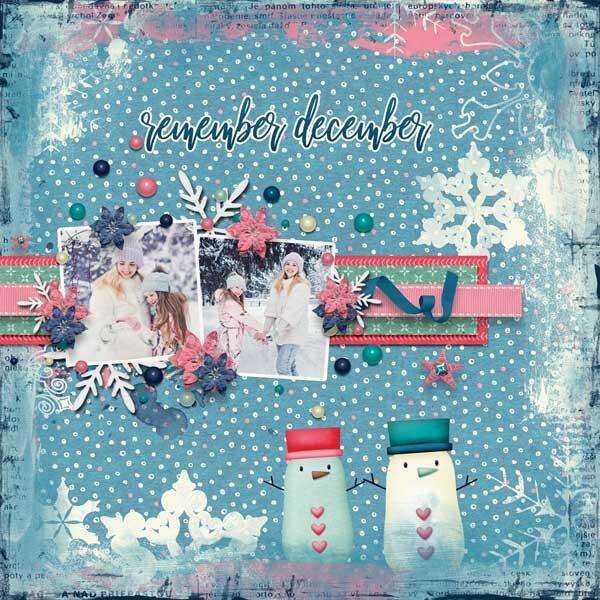 Remember December by Jen Yurko