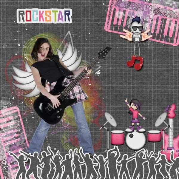 Rockin and Rollin Boyz & Gurlz  by Jen Yurko