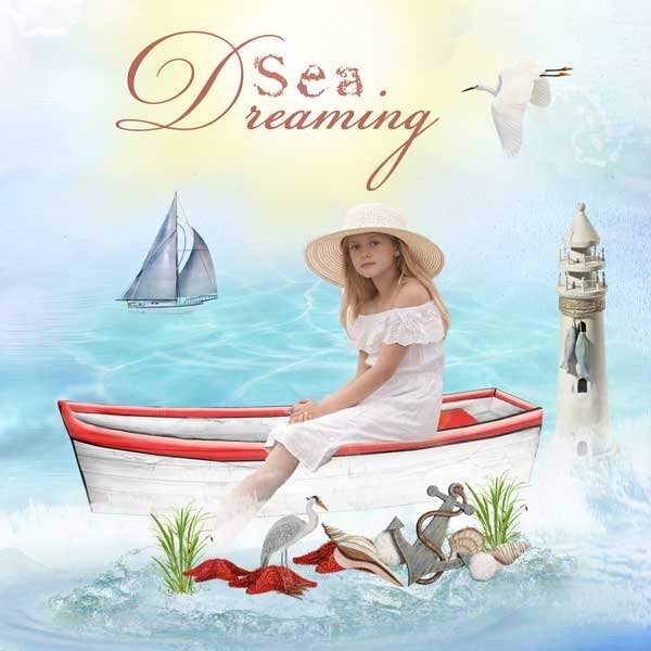 Sea Dreaming  by Bee Creation