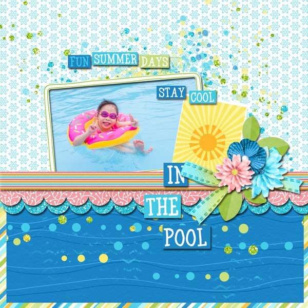 Summer Heat by Lindsay Jane