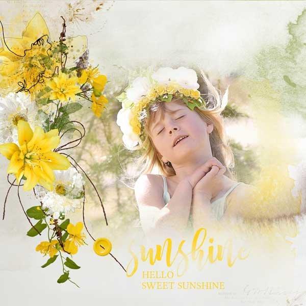 Sunny Day  by Tiramisu design