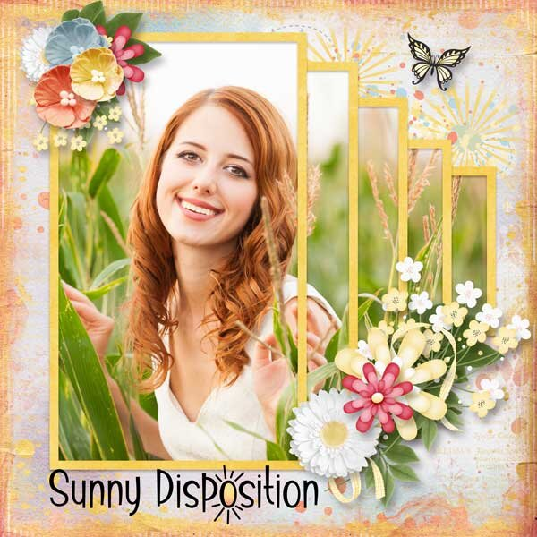 Sunny Dispositions by Fayette